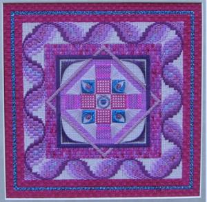 """Amethyst Dreams"" pattern"