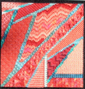 """Santa Fe"" pattern"