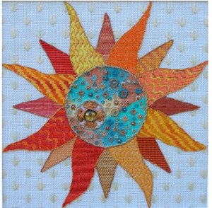 """Sedona Soleil"" pattern"